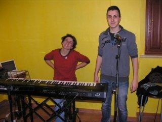 sala corso pianoforte e canto