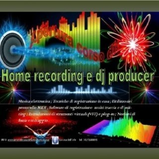 HOME RECORDING E DJ PRODUCER