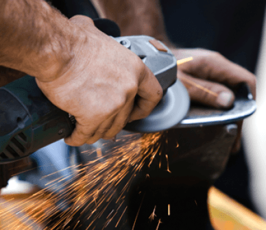 lavorazioni metallo, carpenteria metallica, lavorazione del ferro