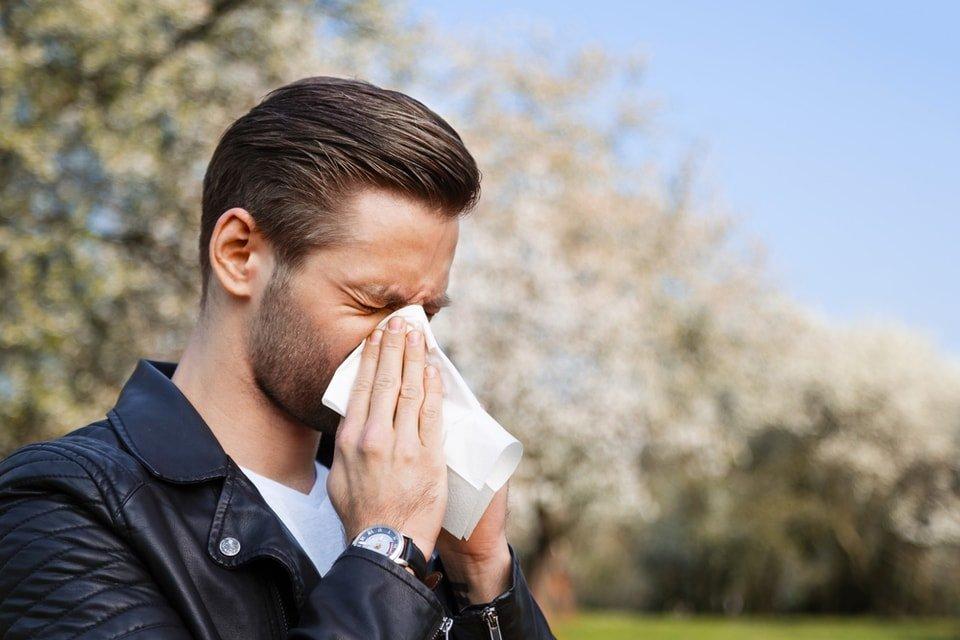 allergia medico consultazione