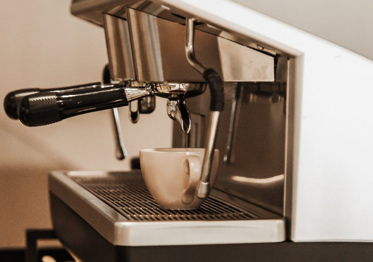 coffee machine for rent