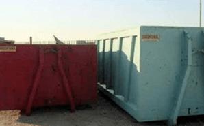 fornitura cassoni e contenitori