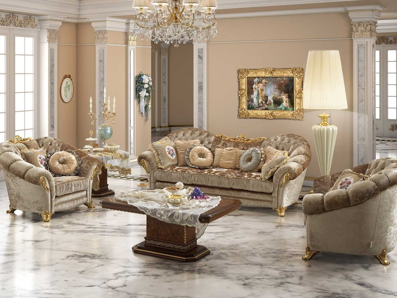 Gioia arredamenti brindisi for Salotti eleganti classici