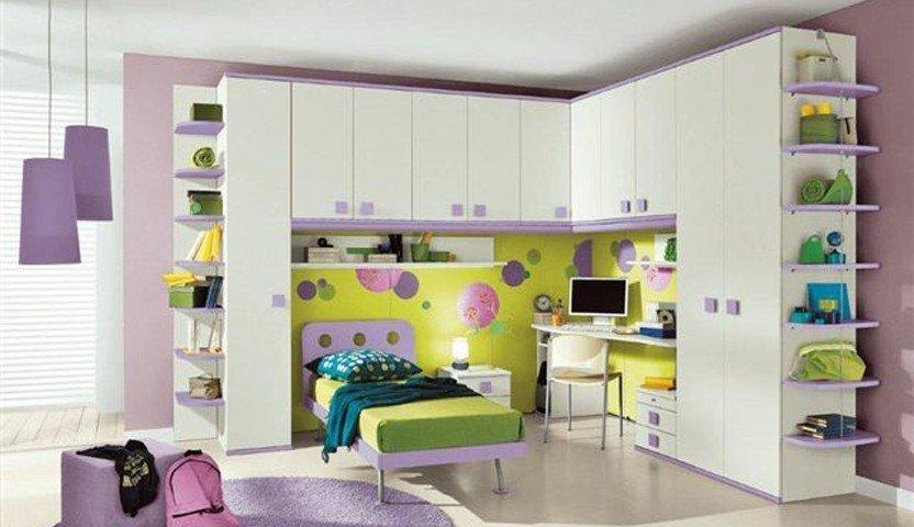Camerette per bambini brindisi gioia arredamenti for Arredamenti colombini