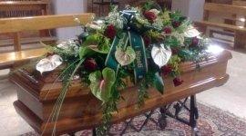 preparazione cerimonia, funerale, morti