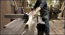 Realizzazione mobili in legno