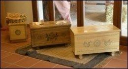 Lavorazione artigianale del legno