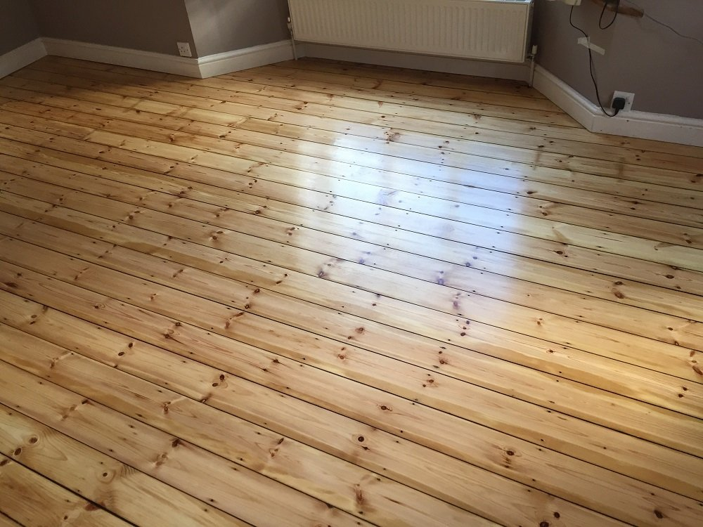 Delightful Herehere Is An Example Of A Floor Sanding Project Of A Wood Floor  Restoration Project In Hitchin,Hertfordshire. The Original Enquiry Was To  Have A New Wood ...
