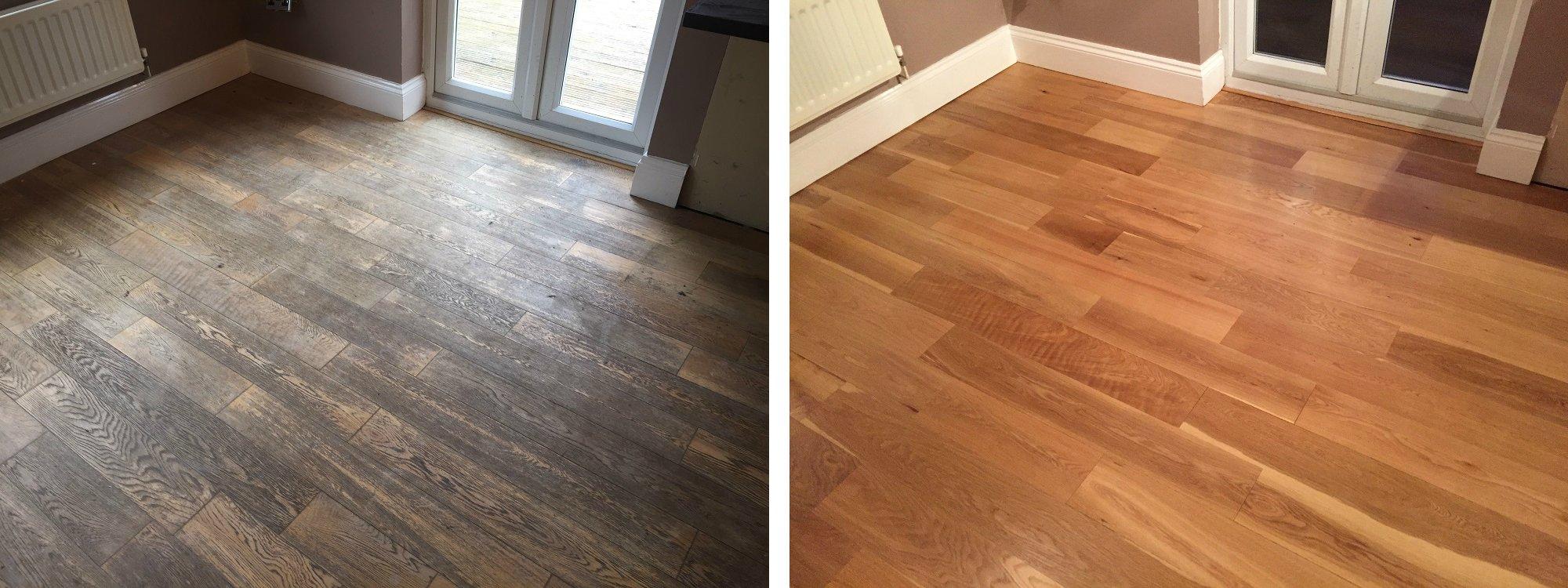 Floor Sanding In Stevenage And Hertfordshire