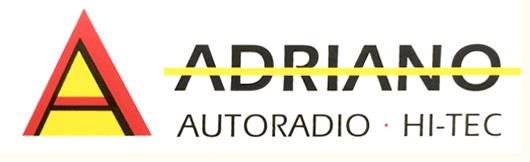 ADRIANO AUTORADIO logo