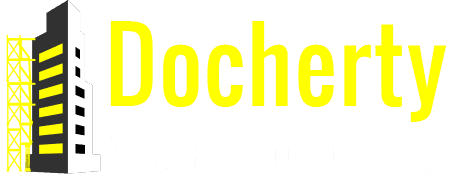 Docherty Scaffolding logo