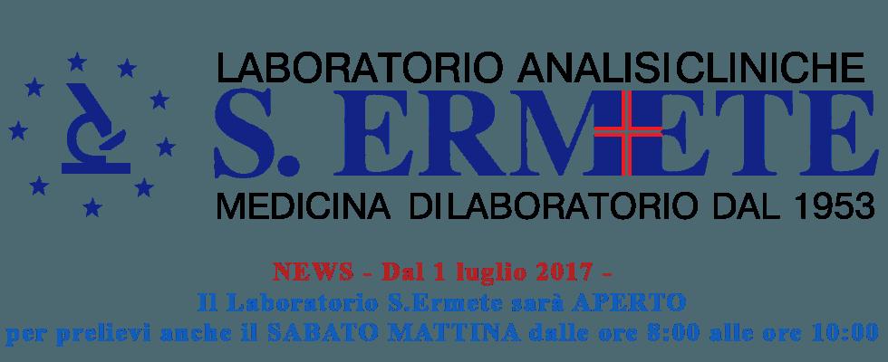 Laboratorio analisi cliniche sant'ermete