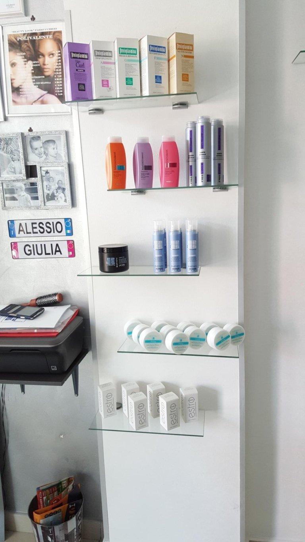 Prodotti parrucchiere