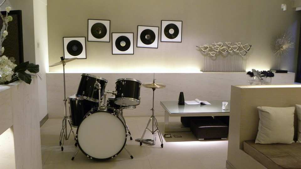 Finished Basement, Recreational Room