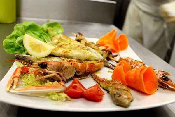 Prodotti a km zero a pranzo e cena presso Ristorante Maréa, a Bellaria, in provincia di Rimini