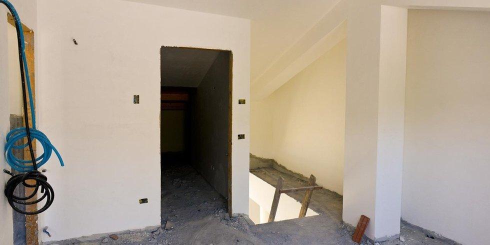 costruzione di villette