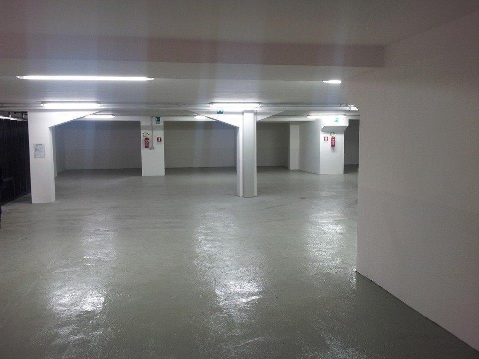 Lavori di manutenzione straordinaria e messa a norma  di una autorimezza in Corso Italia – Catania