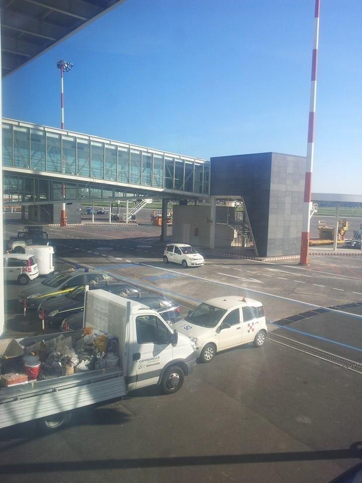 lavori di manutenzione aeroporto fontanarossa catania
