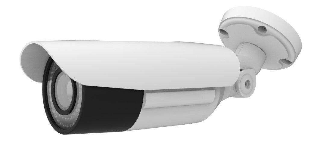 bulldog cctv varifocal camera