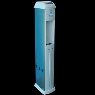 impianti per acqua purificata liscia o frizzante