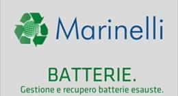 Gestione e recupero batterie esauste