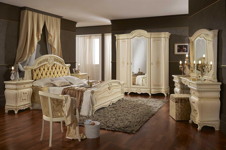 Camere da letto classiche vibo valentia scarcia for 3p arredamenti