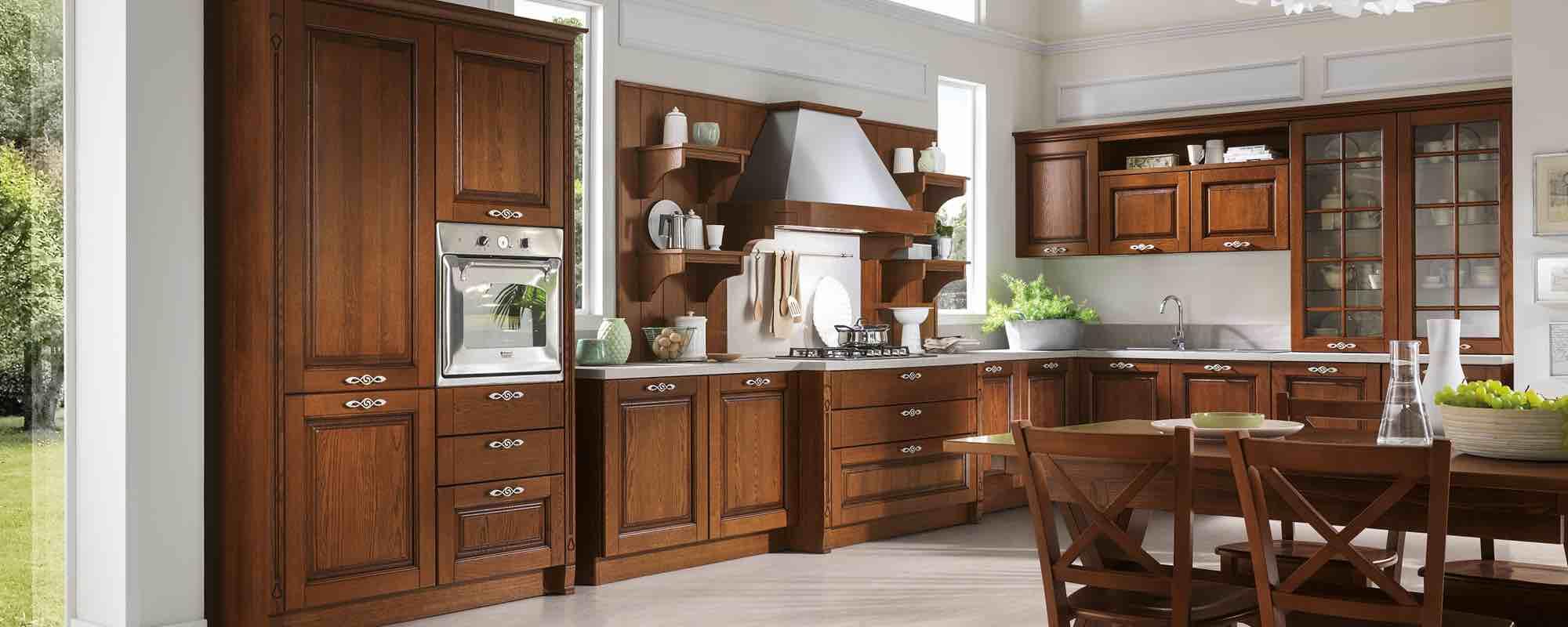 Cucine classiche vibo valentia scarcia arredamenti for Cucine classiche