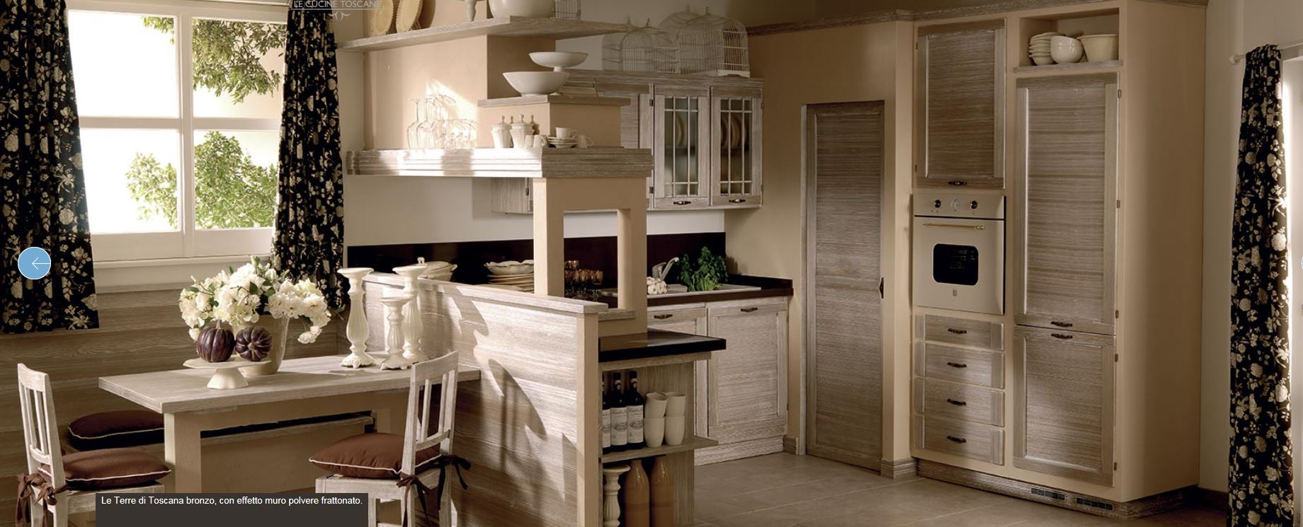 Cucine in muratura - Vibo Valentia - SCARCIA ARREDAMENTI