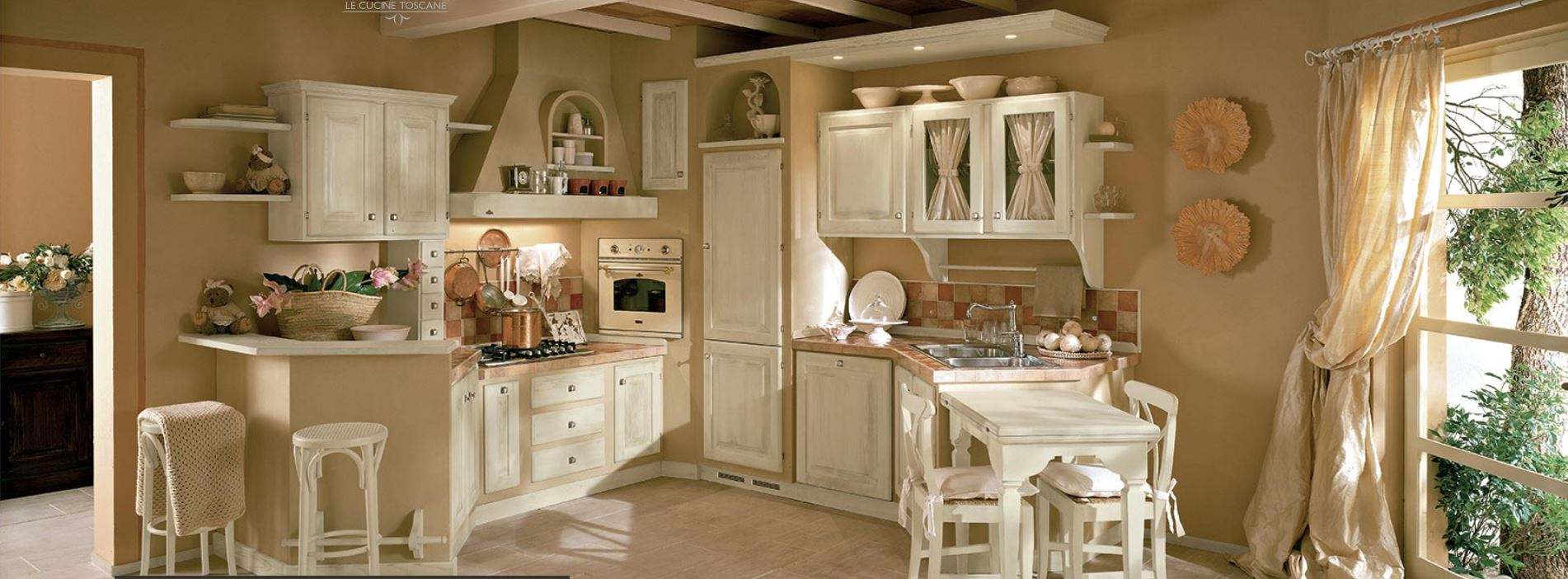 Cucine Da Sogno In Muratura. Cucina Muratura Shabby Chic Cerca Con ...
