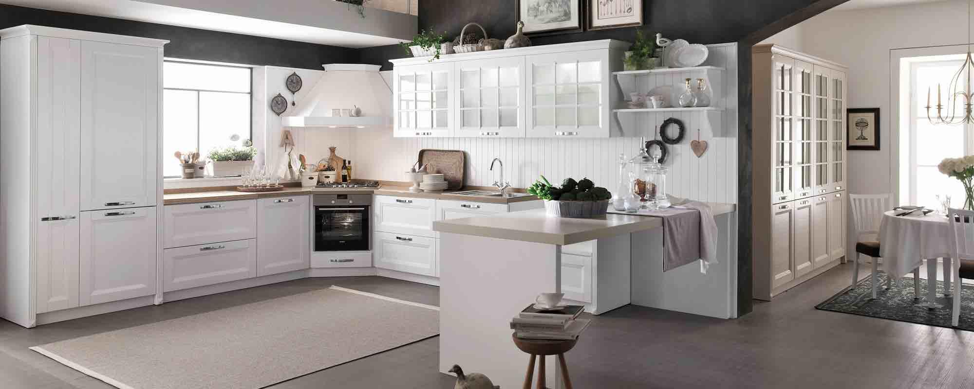 Cucine contemporanee vibo valentia scarcia arredamenti for Cucine contemporanee