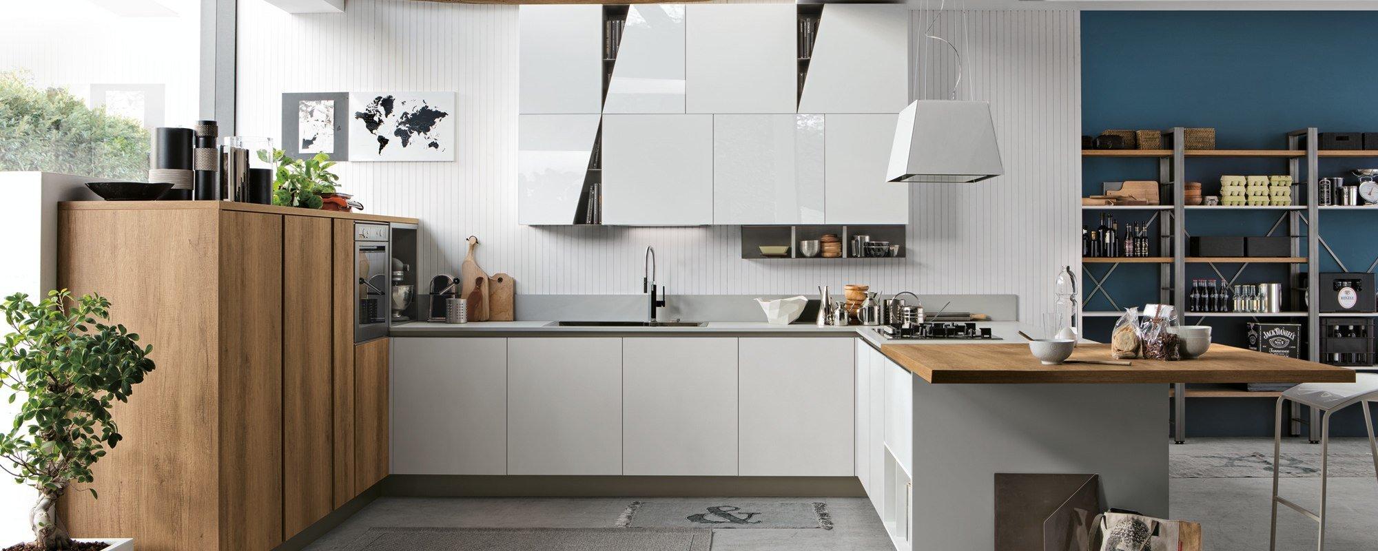 Cucine Bianche. Fabulous Cucine Bianche Foto Design Mag Insieme A ...