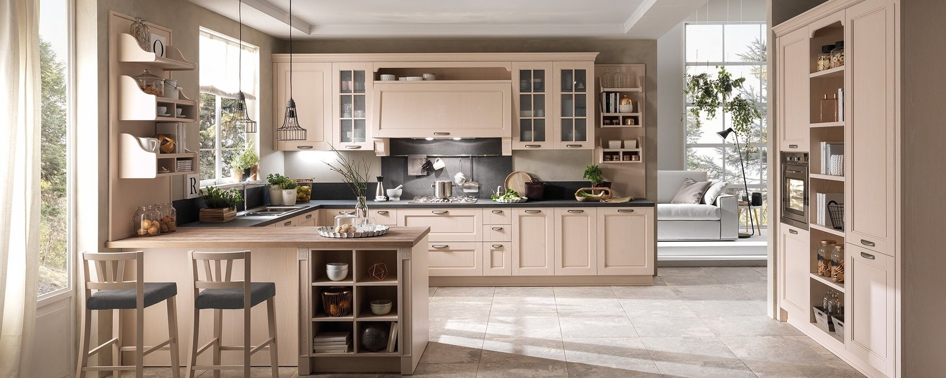 Cucine Componibili Vibo Valentia : Cucine contemporanee vibo valentia scarcia arredamenti