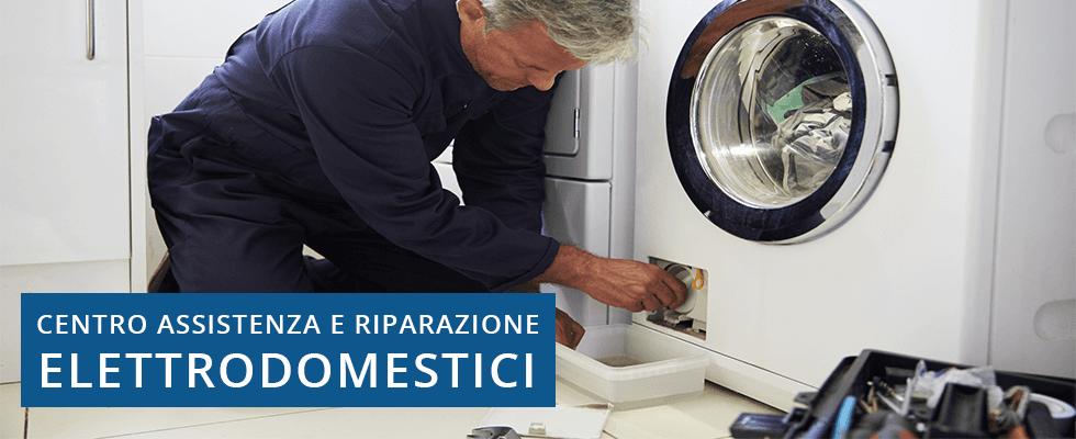 centro assistenza riparazione lavatrice elettrodomestici