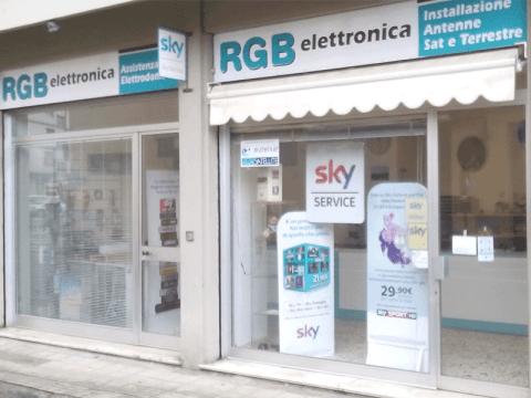 rgb elettronica punto vendita