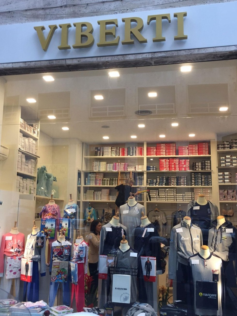 Viberti - Via Fieschi 33R Genova