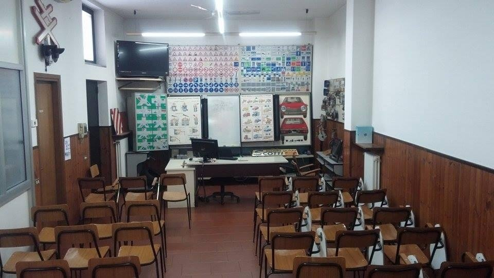 aula patenti