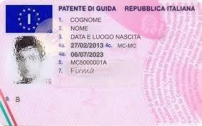 patenti di guida