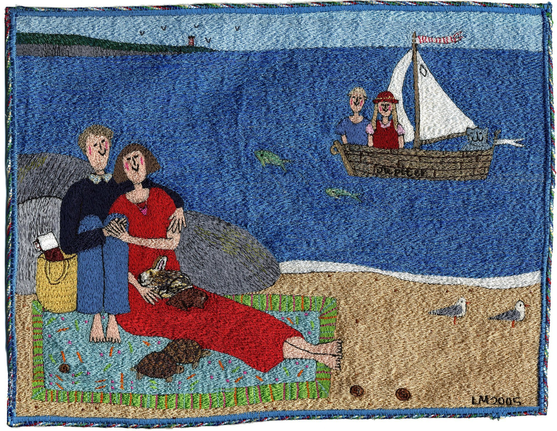 Linda Miller commission