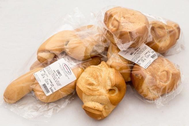 pane confezionato