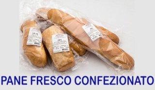 pane fresco confezionato