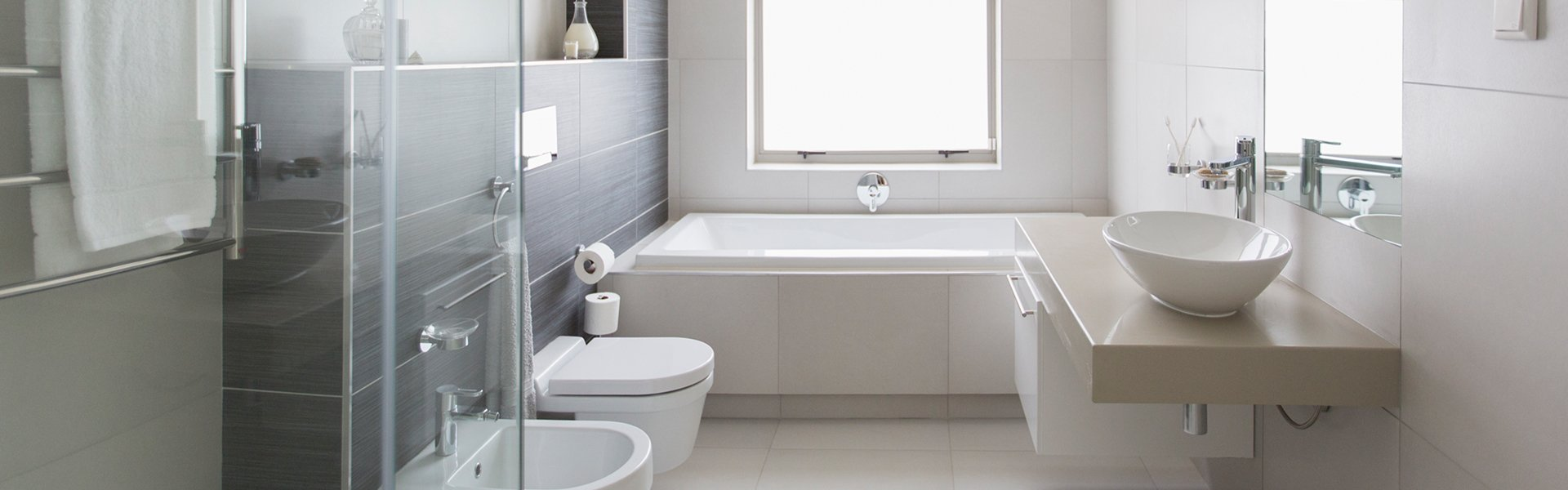 Bathroom design and installation for clients in Birmingham