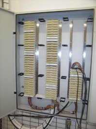 Business communication cabling