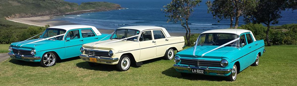 Eh Holden Wedding Car Hire Cars