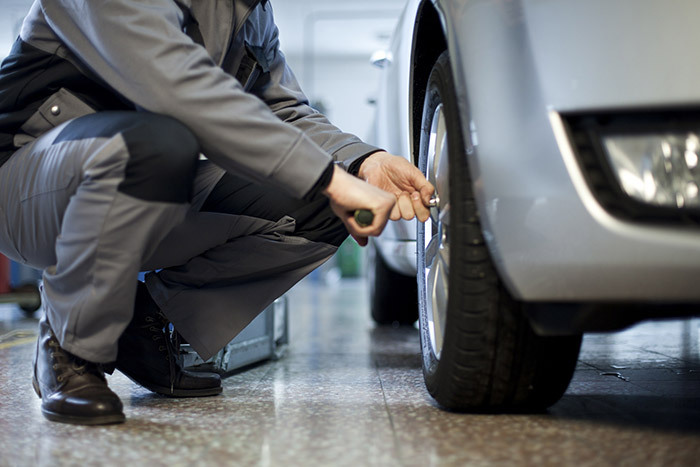 Tyre fitting in Palmerston North