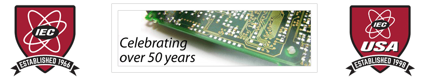 IEC - Celebrating over 50 years!