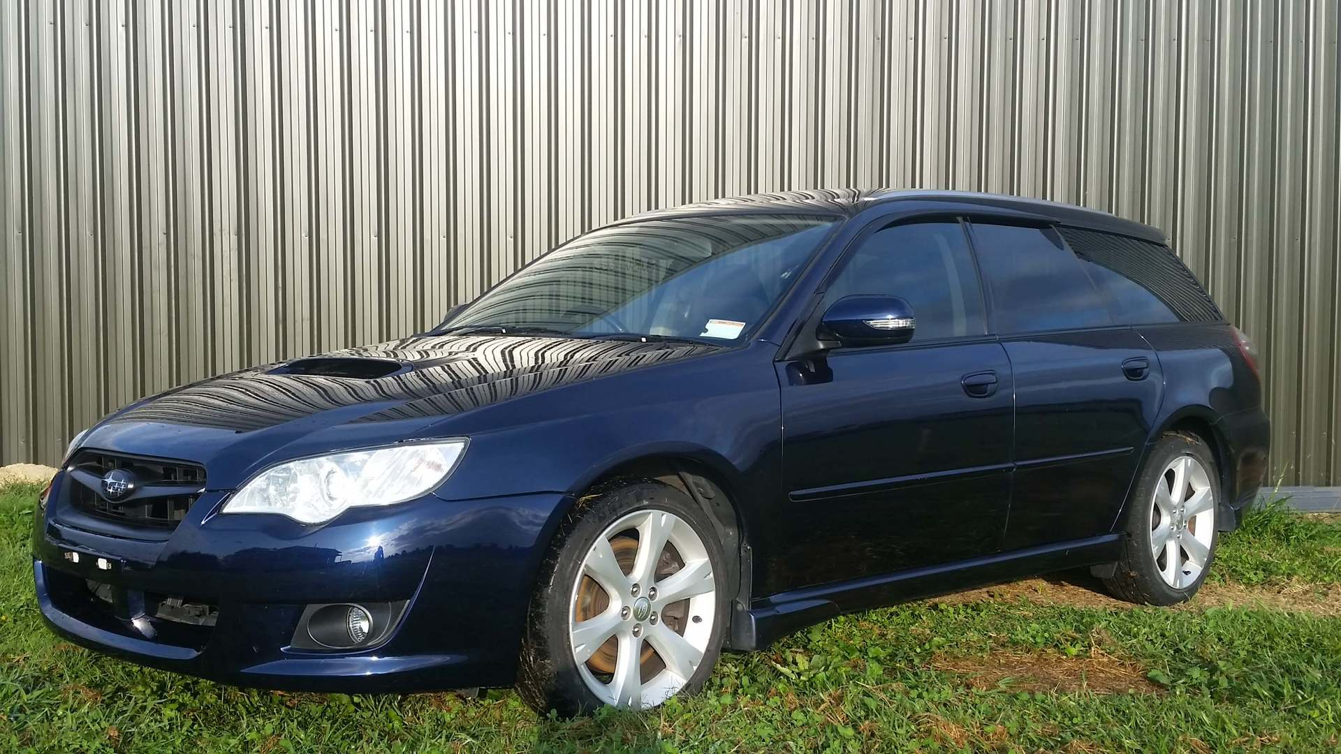 2006 BP Legacy  Facelift