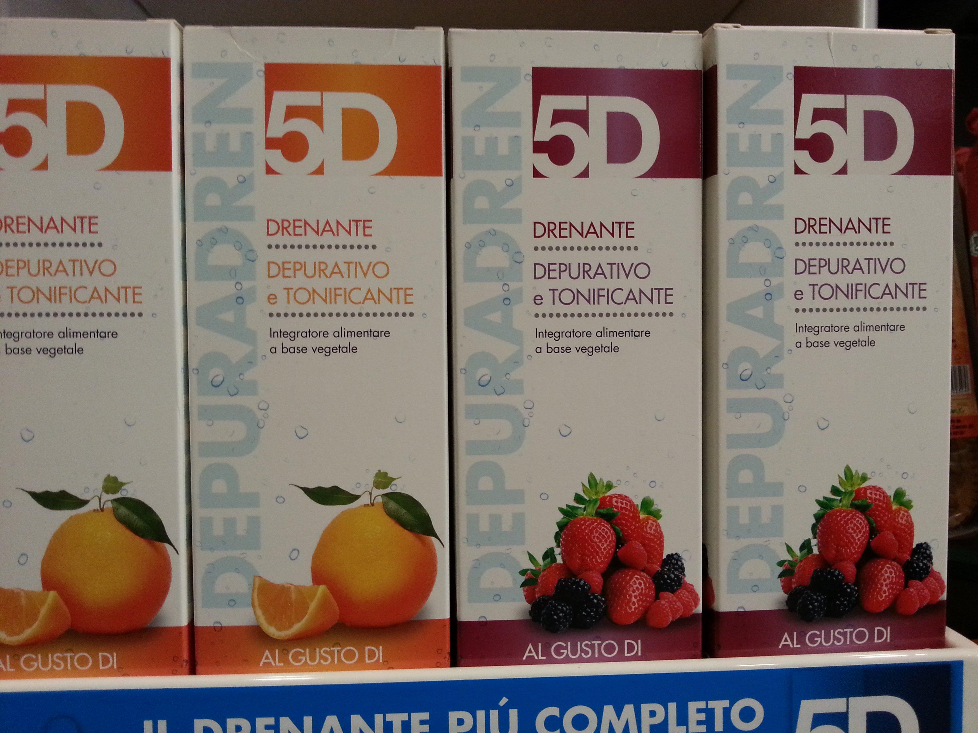 succo di frutta vitaminici