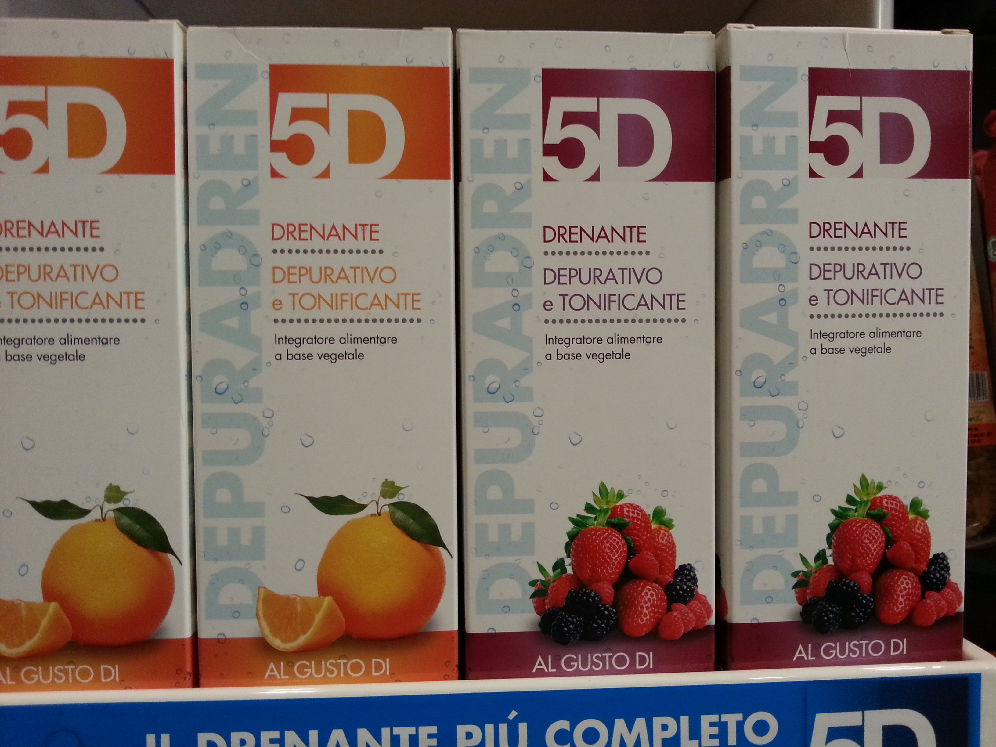 succhi di frutta vitaminici