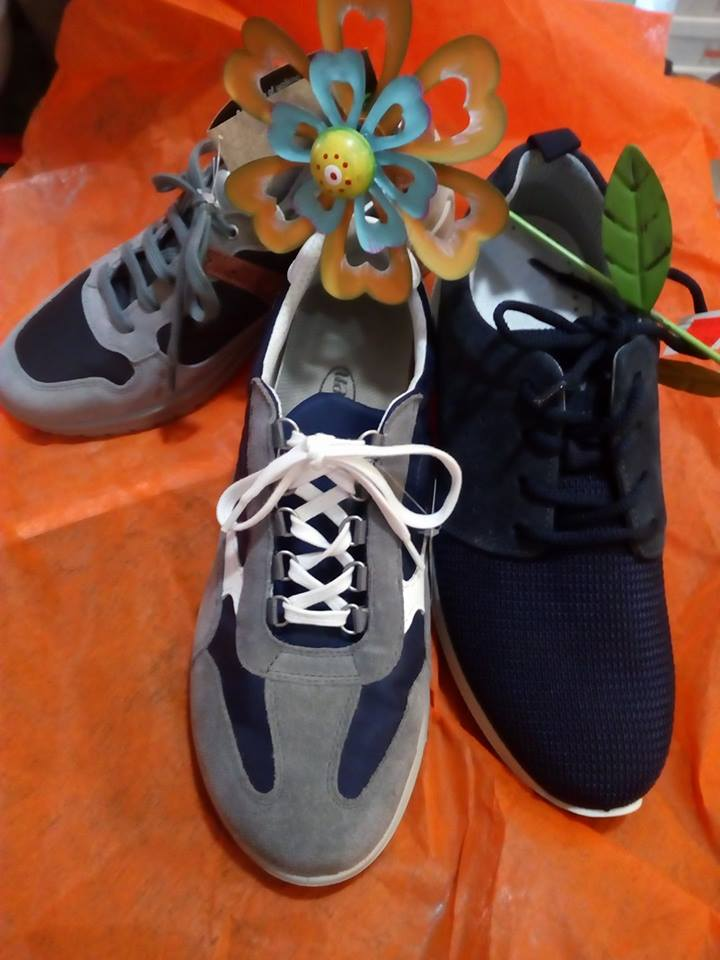 scarpe da ginnastica uomo