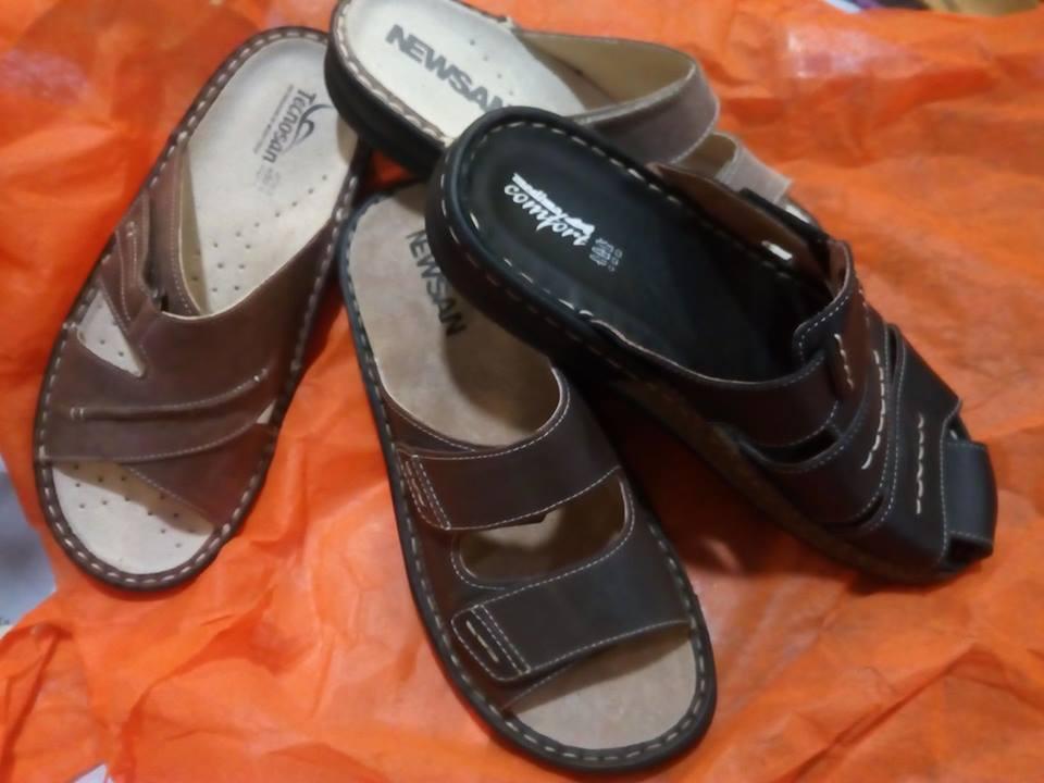 scarpe ortopediche di diversi modelli